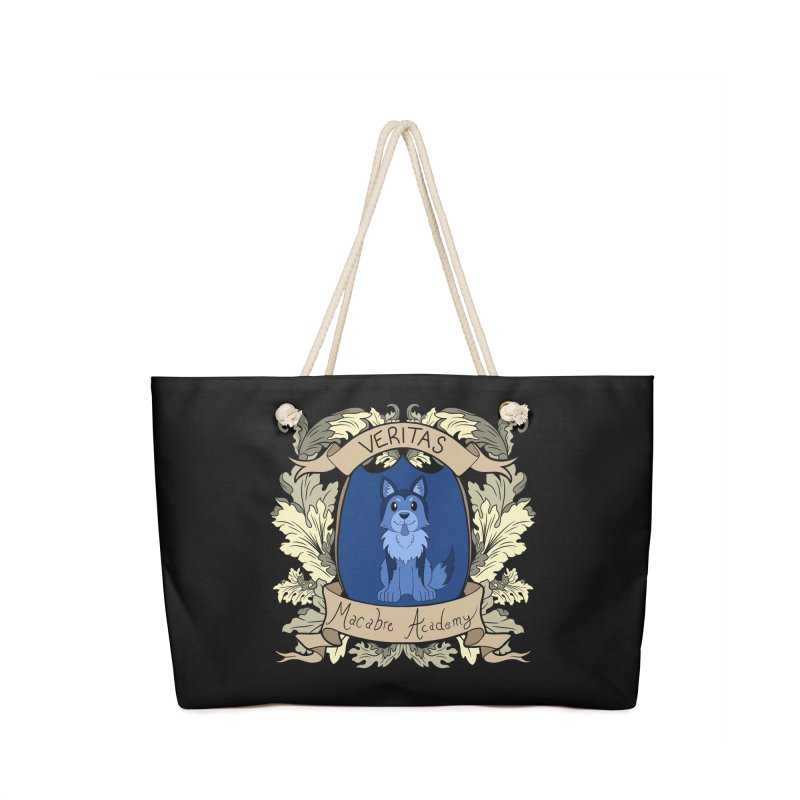 House Veritas Accessories Bag by theMacabreAcademy's Artist Shop