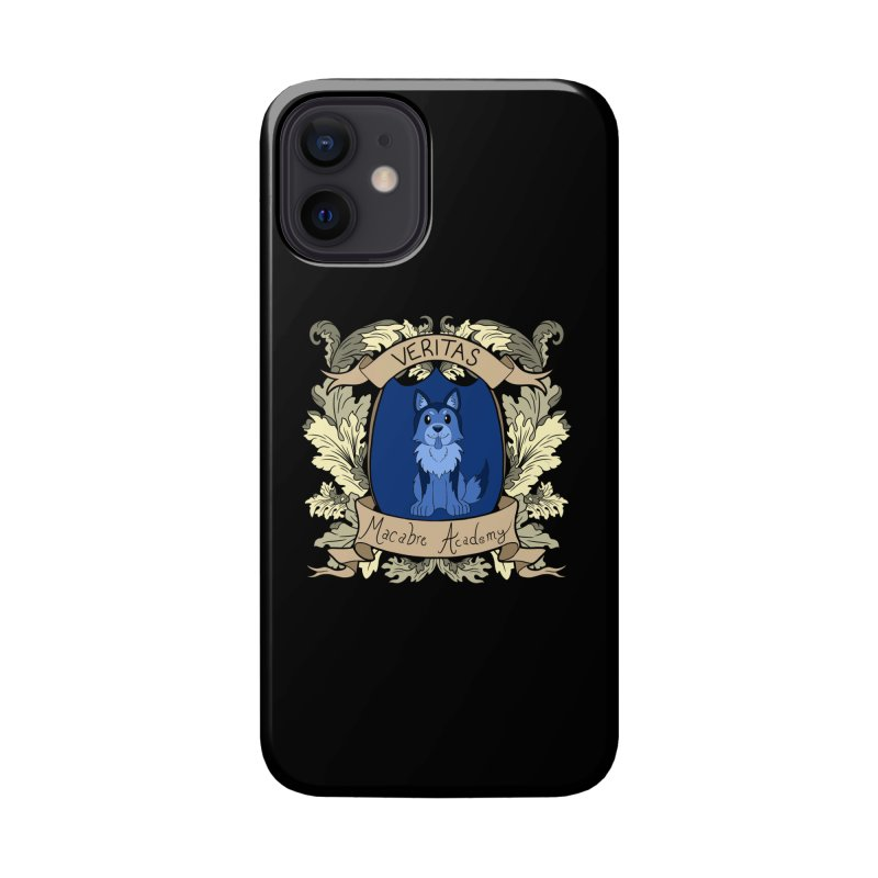 House Veritas Accessories Phone Case by theMacabreAcademy's Artist Shop