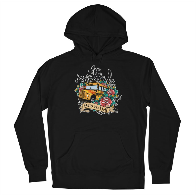 Brandi's Bus to Hell Women's Pullover Hoody by theMacabreAcademy's Artist Shop