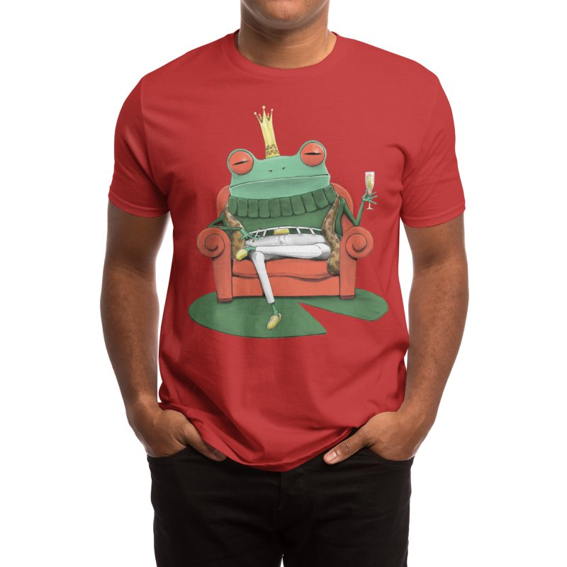 Gimme a kiss Men's T-Shirt by MAG(ic) creatures
