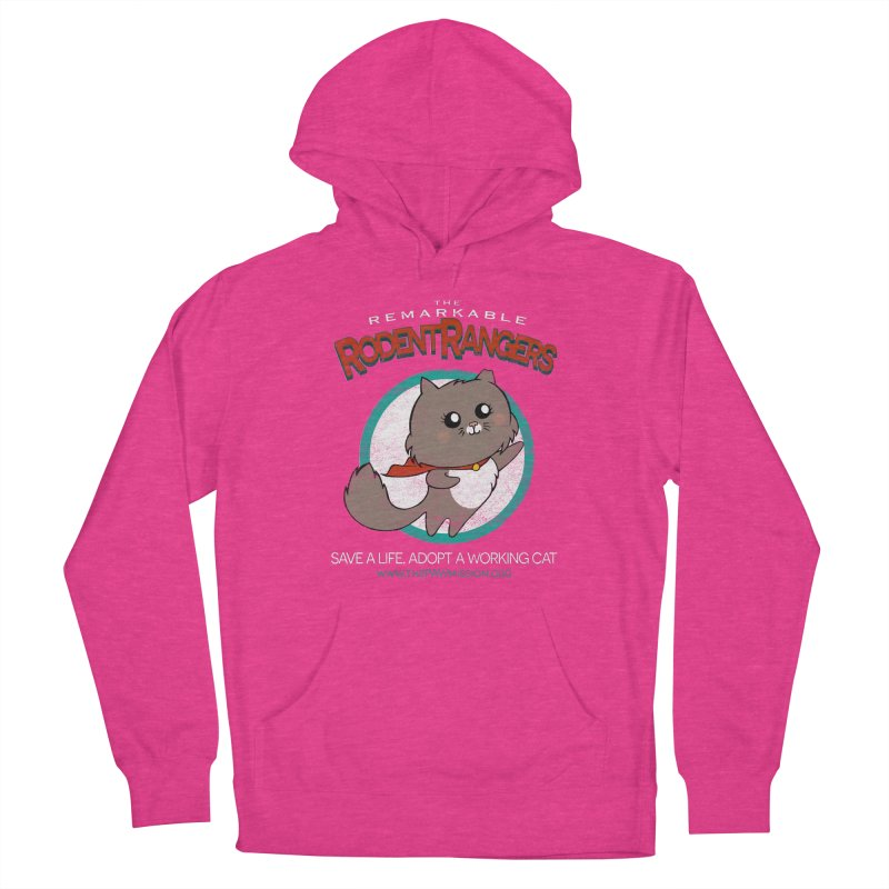 Rodent Rangers Men's Pullover Hoody by The PAW Mission