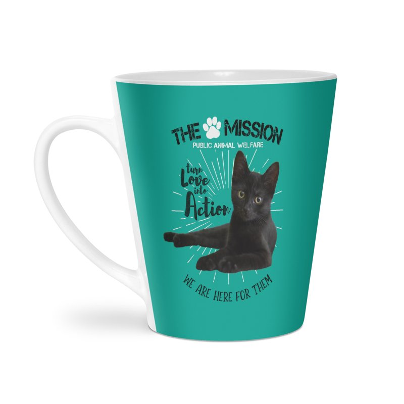 We are Here for Them Accessories Mug by The PAW Mission