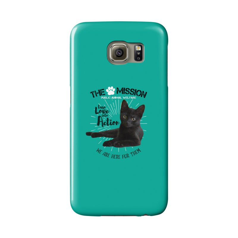 We are Here for Them Accessories Phone Case by The PAW Mission