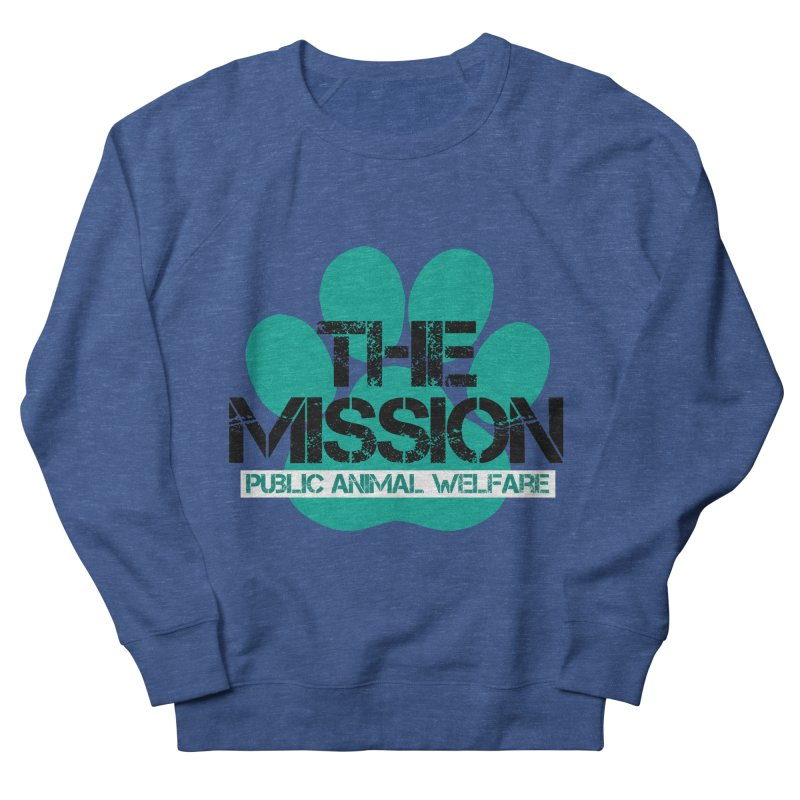 PAW Logo Men's Sweatshirt by The PAW Mission