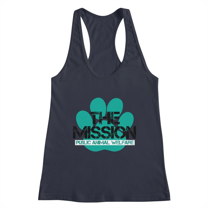PAW Logo Women's Tank by The PAW Mission