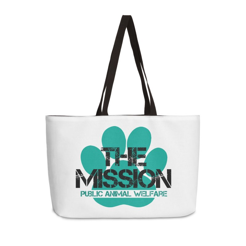 PAW Logo Accessories Bag by The PAW Mission