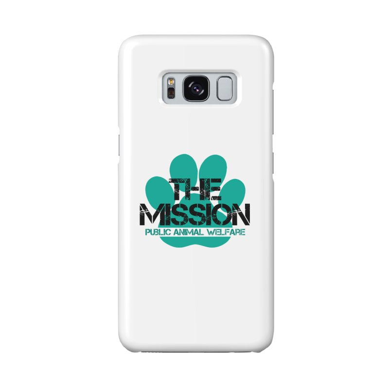PAW Logo Accessories Phone Case by The PAW Mission