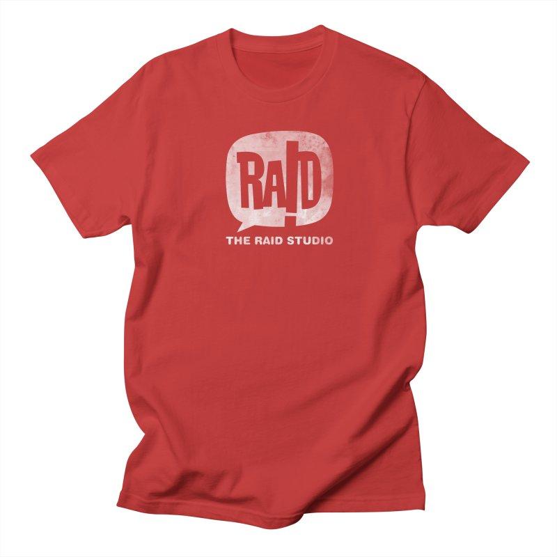 RAID Vintage Men's T-Shirt by THE RAID STUDIO
