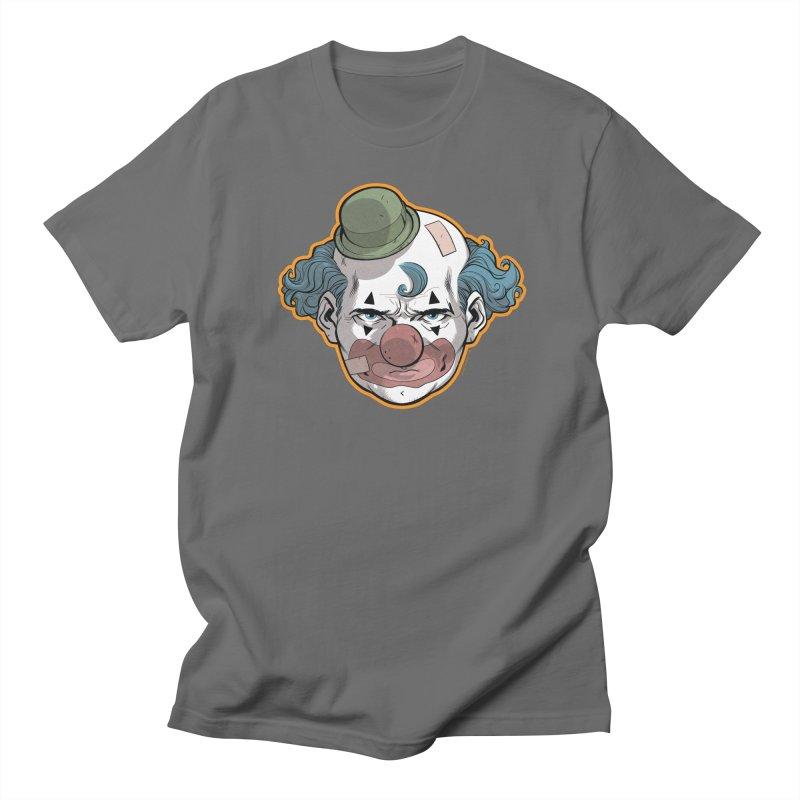 PAYASO Men's T-Shirt by THE RAID STUDIO