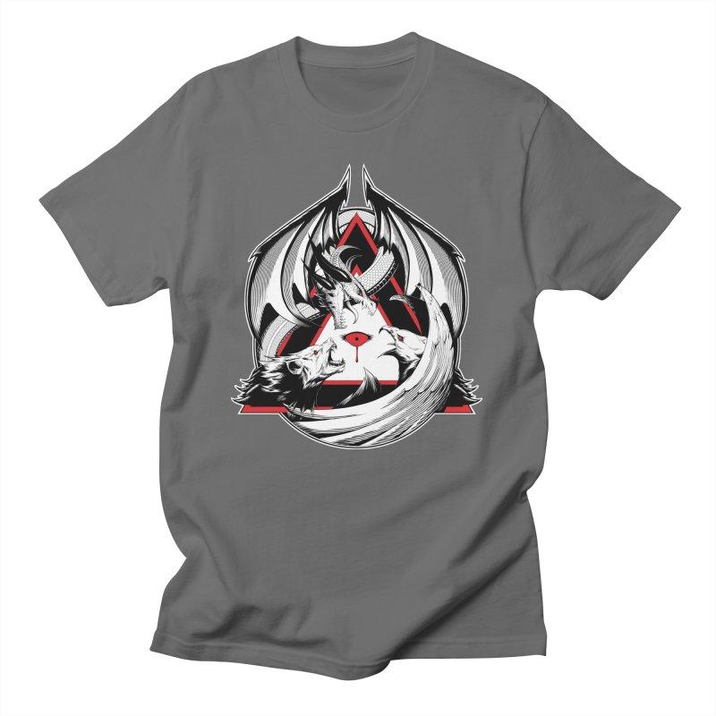 AARDEHN SIGIL Men's T-Shirt by THE RAID STUDIO