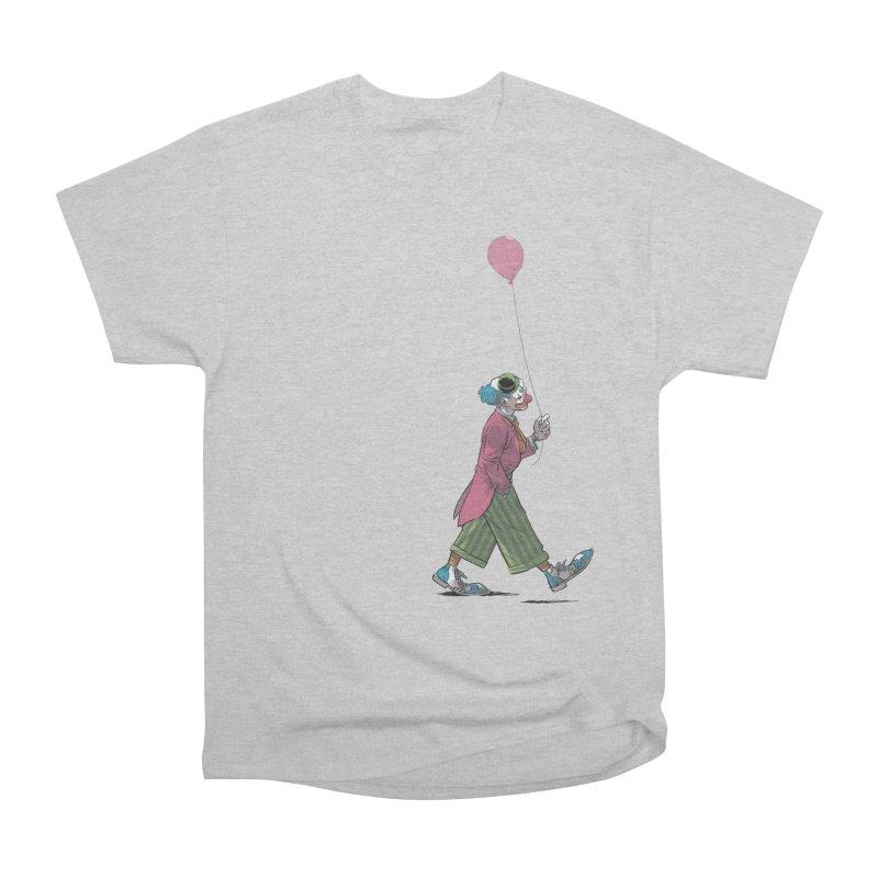 PAYASO walk the walk Men's T-Shirt by THE RAID STUDIO