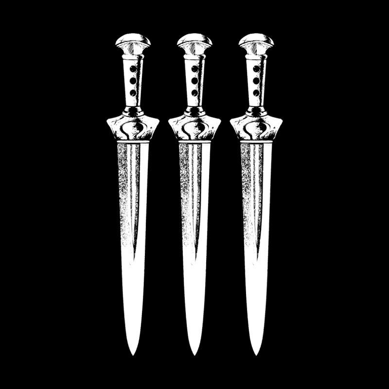 KNIVES Men's T-Shirt by THE RAID STUDIO