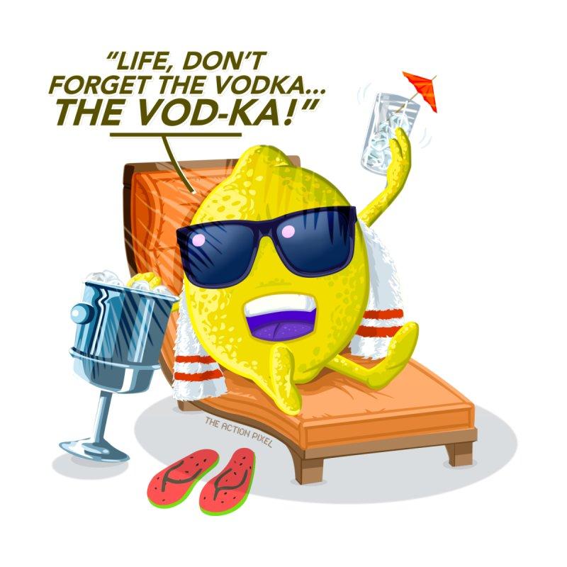 Life's Lemon by The Action Pixel Shop