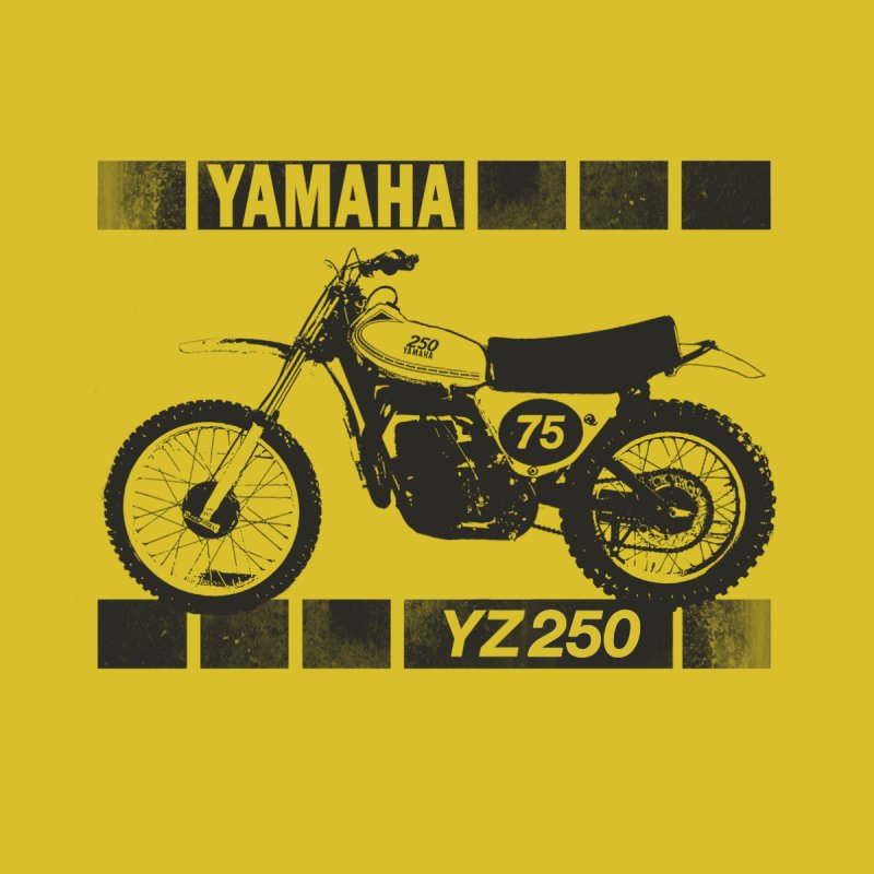 Center vintage yamaha t shirt