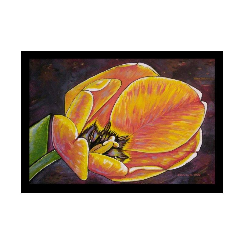 Tulip Home Fine Art Print by artfulworldofjennylynn's Artist Shop