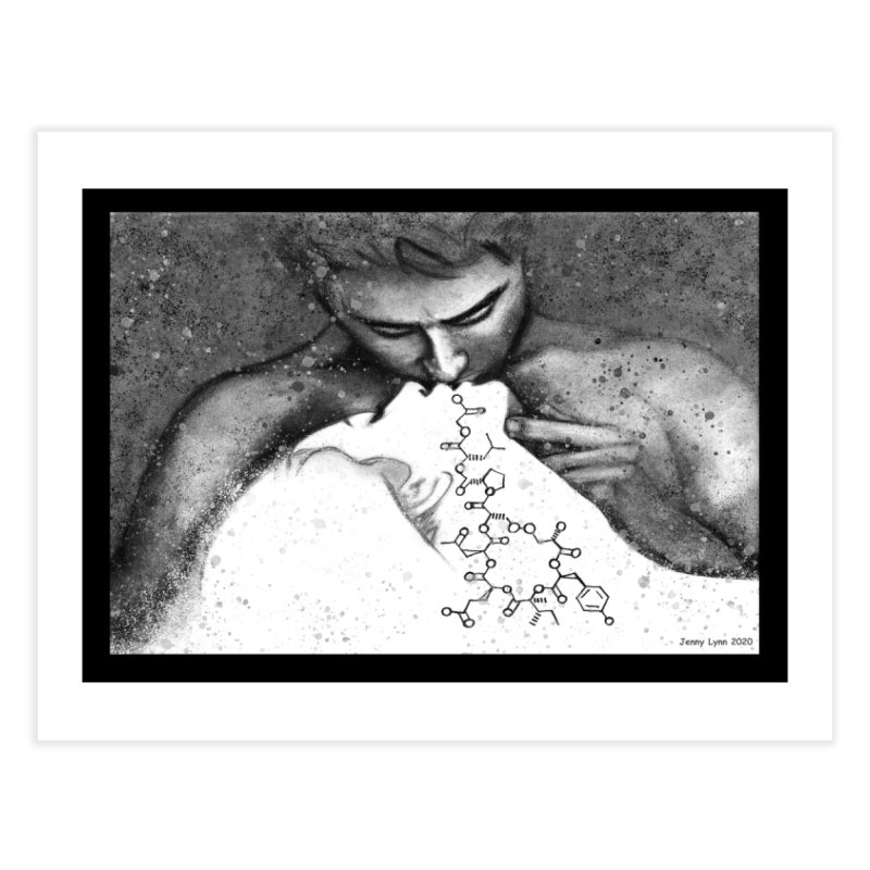 """Chemicals"" Home Fine Art Print by artfulworldofjennylynn's Artist Shop"