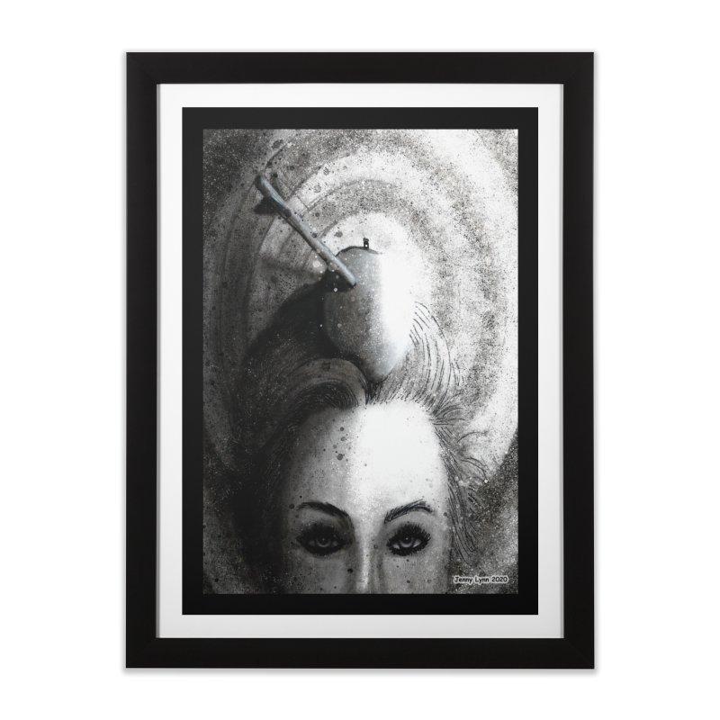 """""""Bullseye"""" Home Framed Fine Art Print by artfulworldofjennylynn's Artist Shop"""