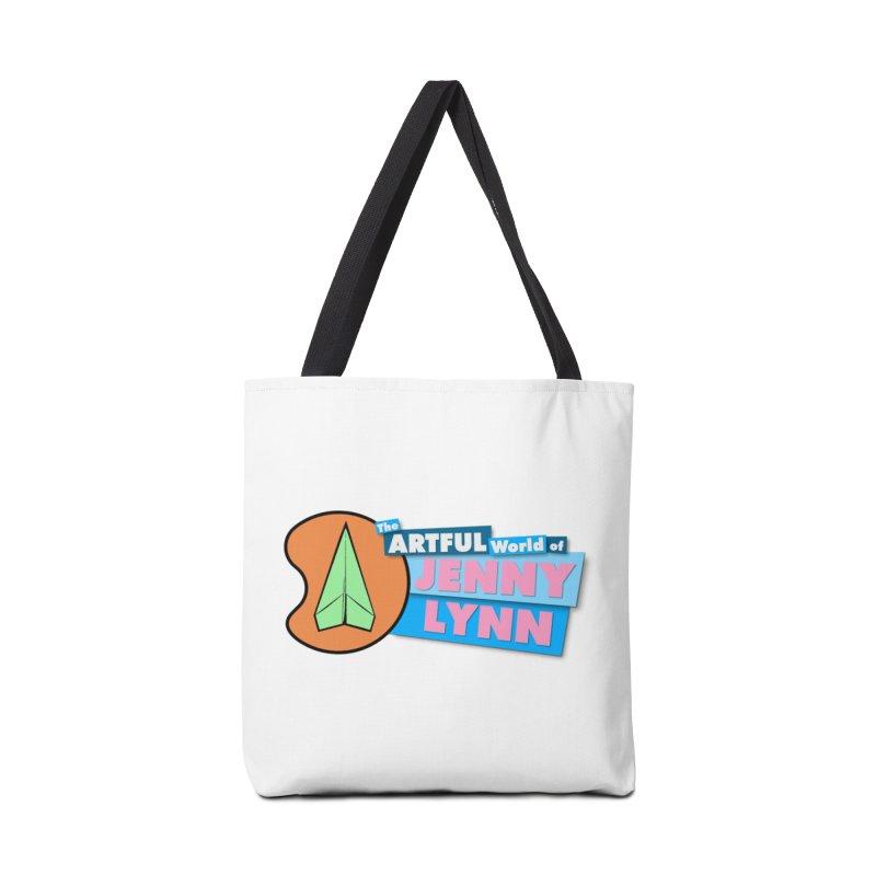 The ARTFUL World of JENNY LYNN Season 2 Logo Merchandise Accessories Bag by artfulworldofjennylynn's Artist Shop