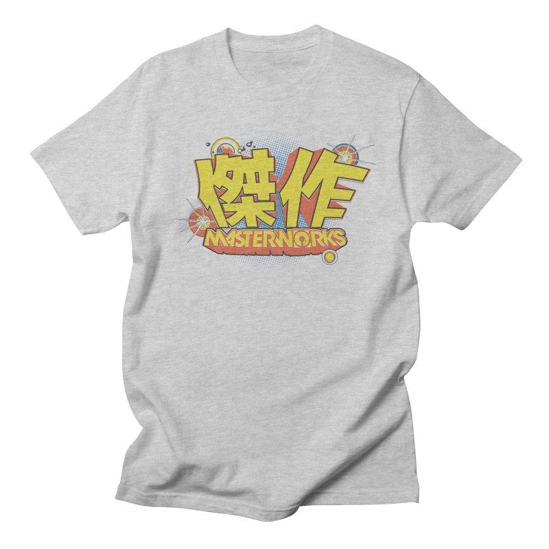 MasterWorks Blaster Men's T-Shirt by The Artists