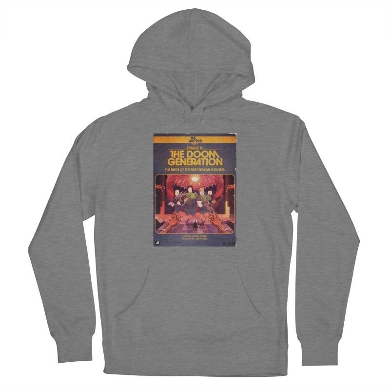 Box Art Apparel Series: The Doom Generation Women's Pullover Hoody by The Artists