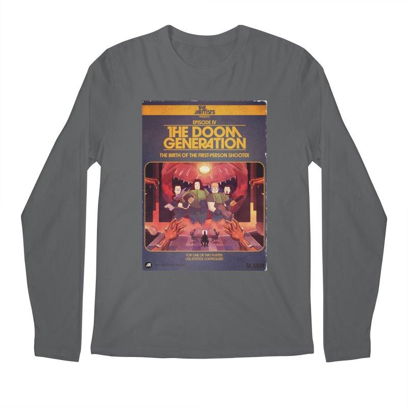 Box Art Apparel Series: The Doom Generation Men's Regular Longsleeve T-Shirt by The Artists