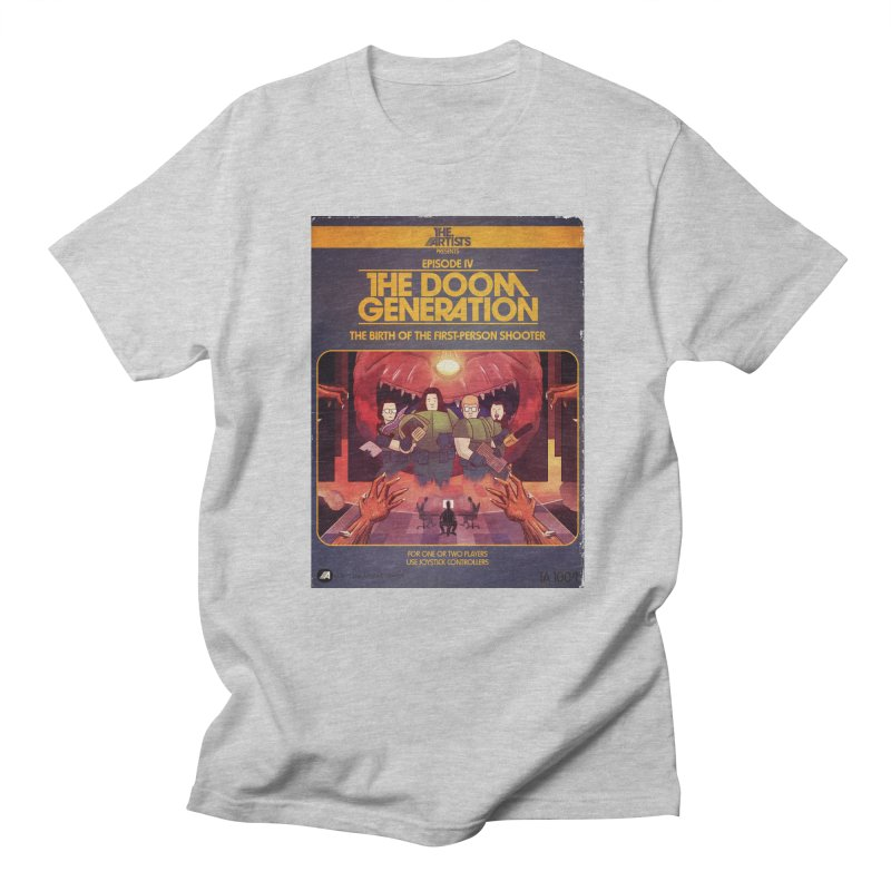 Box Art Apparel Series: The Doom Generation Men's Regular T-Shirt by The Artists