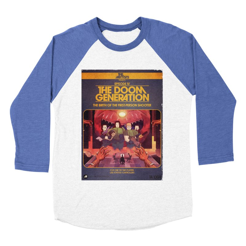 Box Art Apparel Series: The Doom Generation Women's  by The Artists