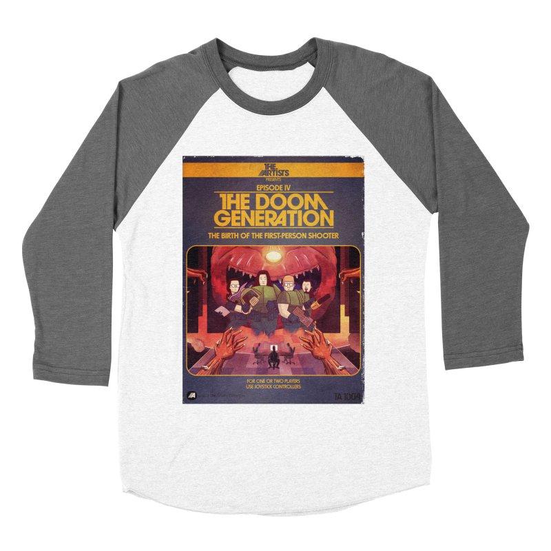 Box Art Apparel Series: The Doom Generation Women's Longsleeve T-Shirt by The Artists