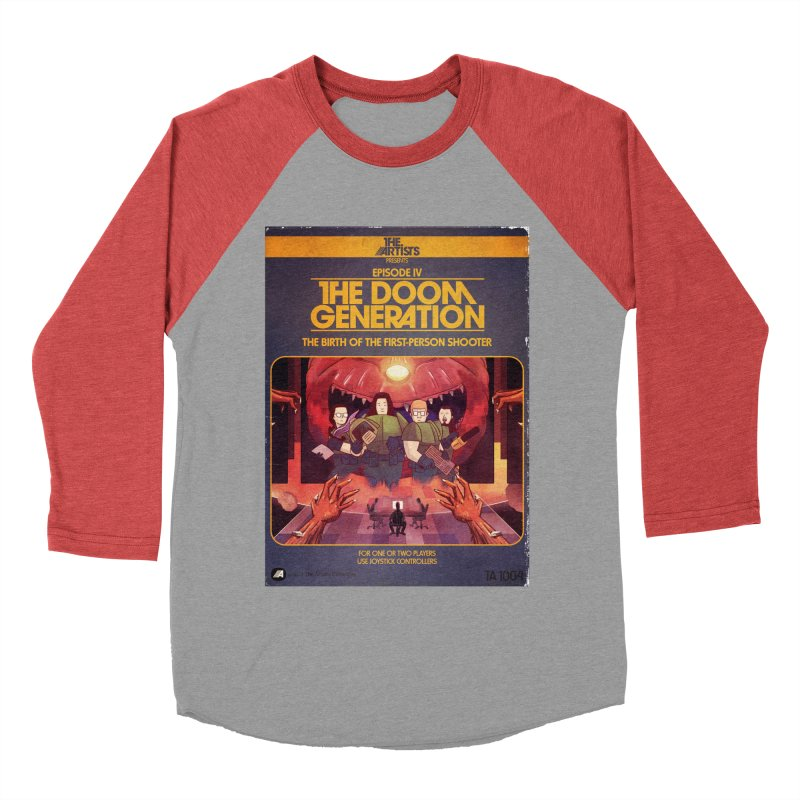 Box Art Apparel Series: The Doom Generation Men's Longsleeve T-Shirt by The Artists