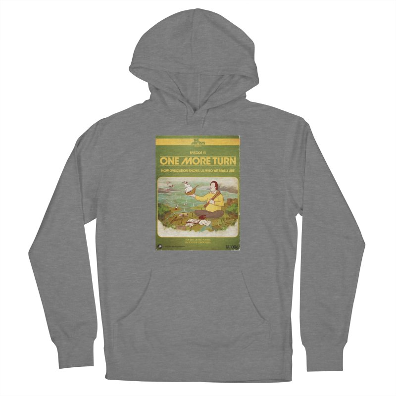 Box Art Apparel Series: One More Turn Women's Pullover Hoody by The Artists