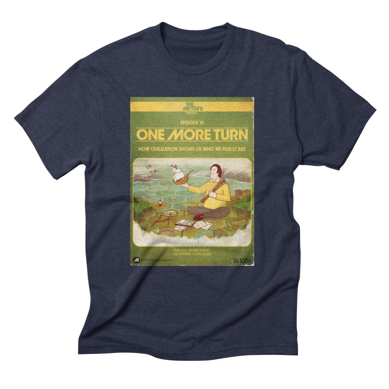 Box Art Apparel Series: One More Turn Men's  by The Artists
