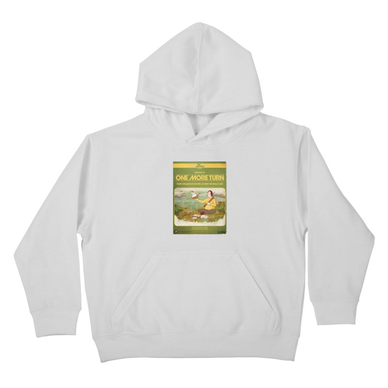 Box Art Apparel Series: One More Turn Kids Pullover Hoody by The Artists