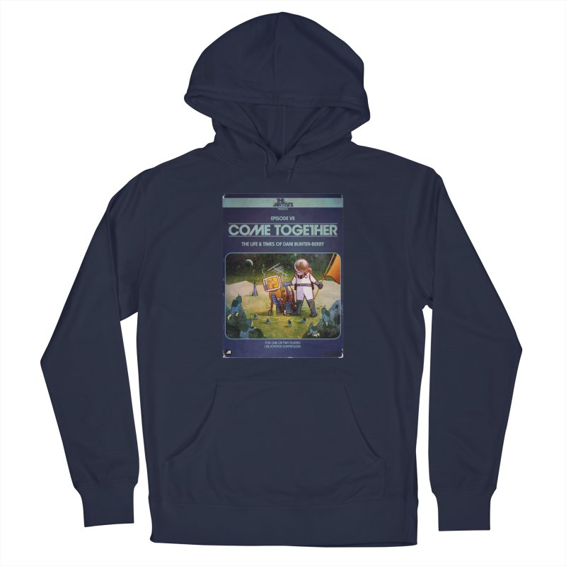 Box Art Apparel Series: Come Together Men's Pullover Hoody by The Artists