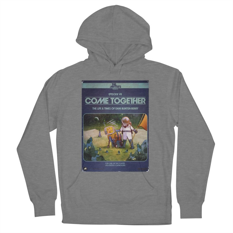 Box Art Apparel Series: Come Together Women's Pullover Hoody by The Artists