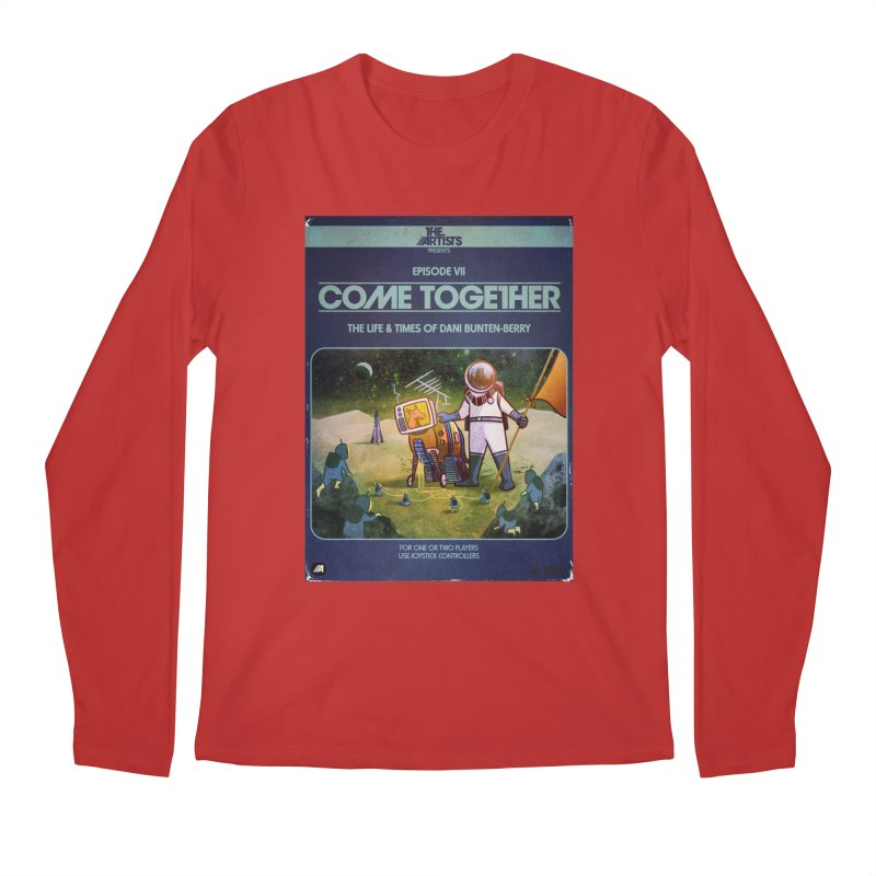 Box Art Apparel Series: Come Together Men's Regular Longsleeve T-Shirt by The Artists