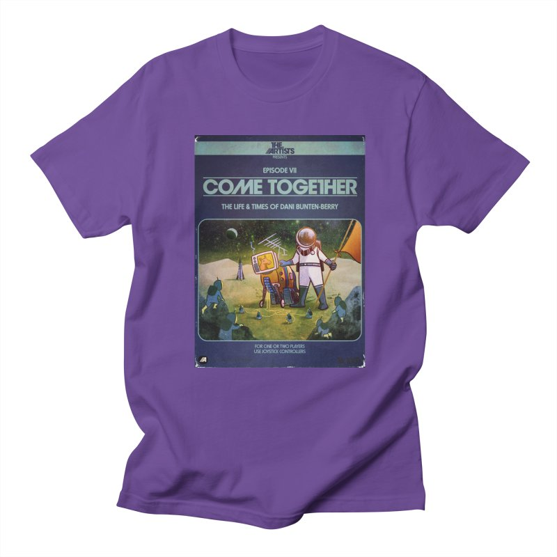 Box Art Apparel Series: Come Together Men's Regular T-Shirt by The Artists