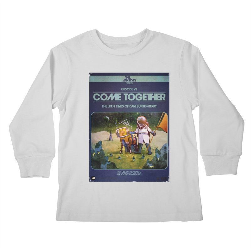 Box Art Apparel Series: Come Together Kids  by The Artists
