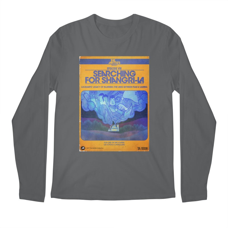 Box Art Apparel Series: Searching for Shangri-La Men's  by The Artists