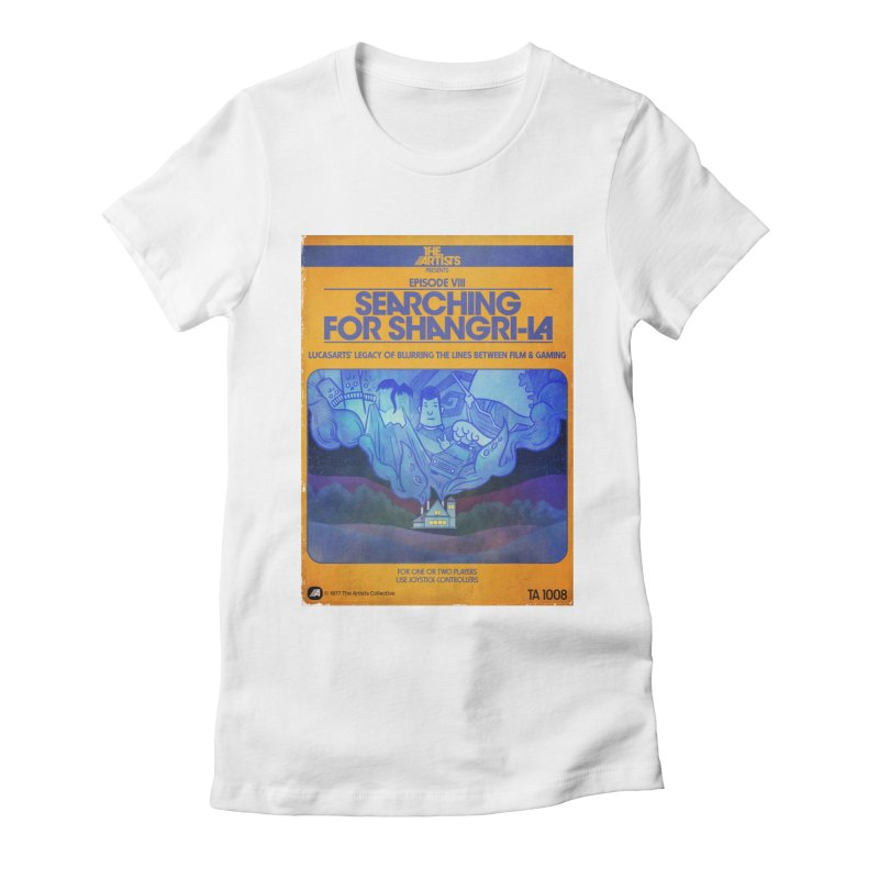 Box Art Apparel Series: Searching for Shangri-La Women's  by The Artists