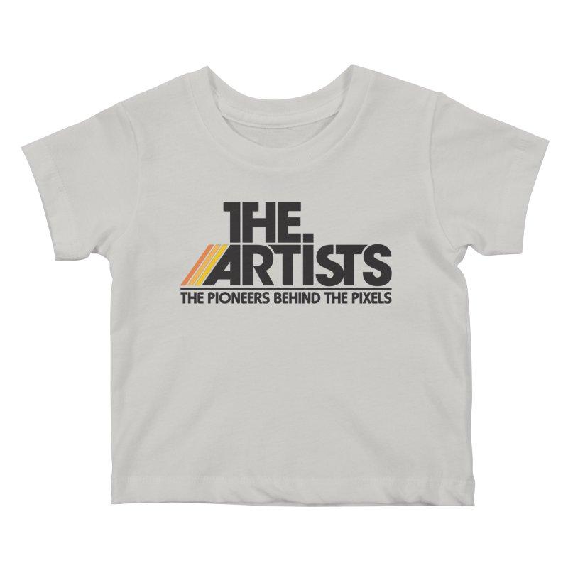 Artists Logo Blip Blip Kids  by The Artists