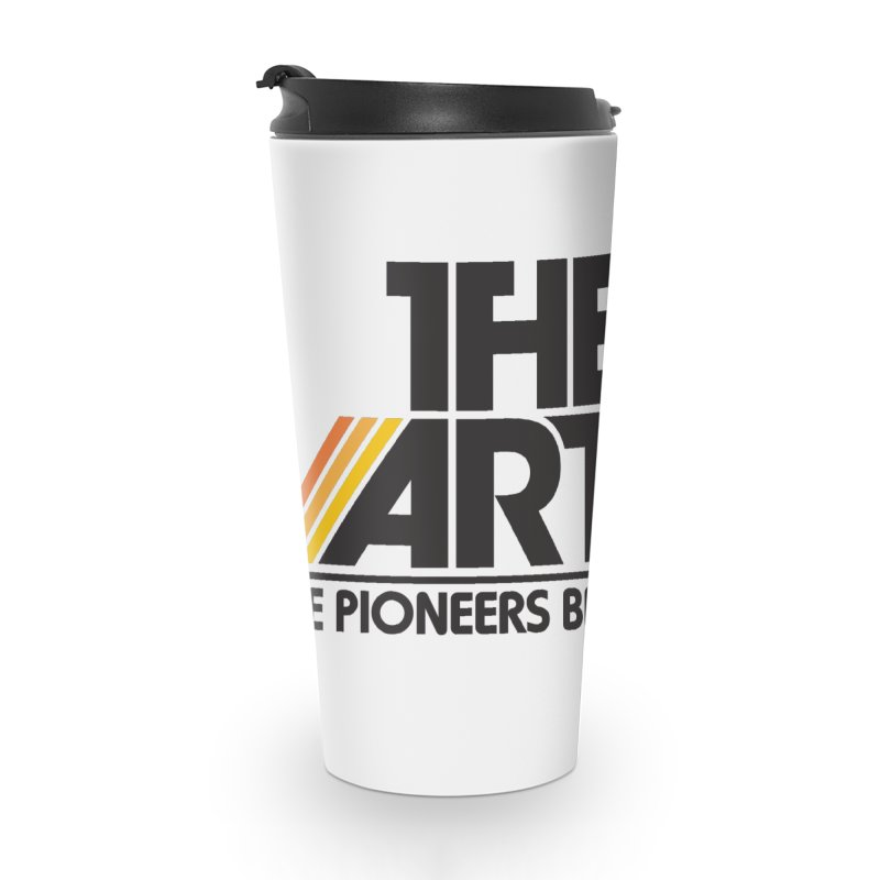 Artists Logo Blip Blip Accessories Travel Mug by The Artists