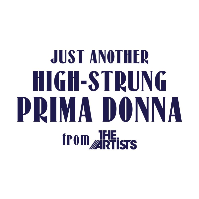 Artists Prima Donnas Men's T-Shirt by The Artists