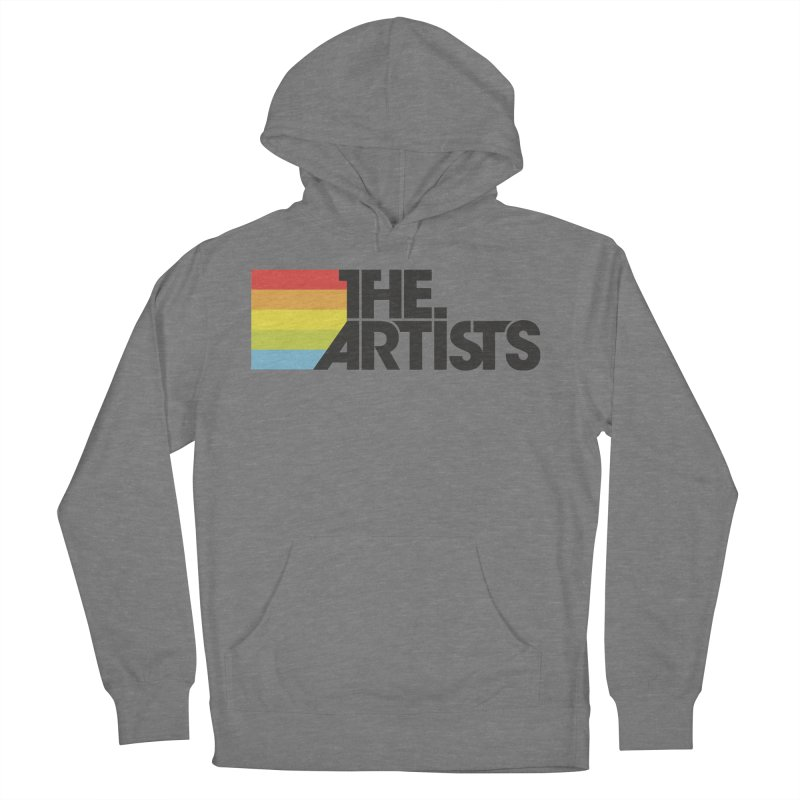 Artists Logo Active Women's Pullover Hoody by The Artists
