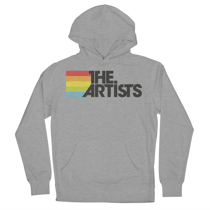 Artists Logo Active Women's French Terry Pullover Hoody by The Artists