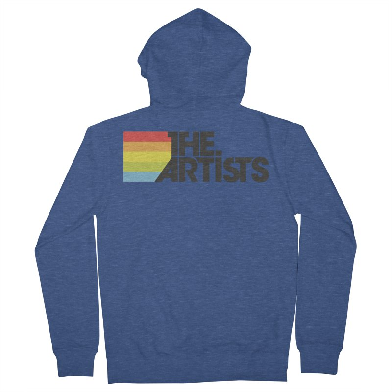 Artists Logo Active Women's French Terry Zip-Up Hoody by The Artists