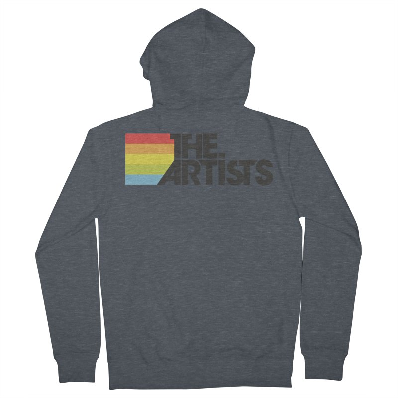 Artists Logo Active Women's Zip-Up Hoody by The Artists