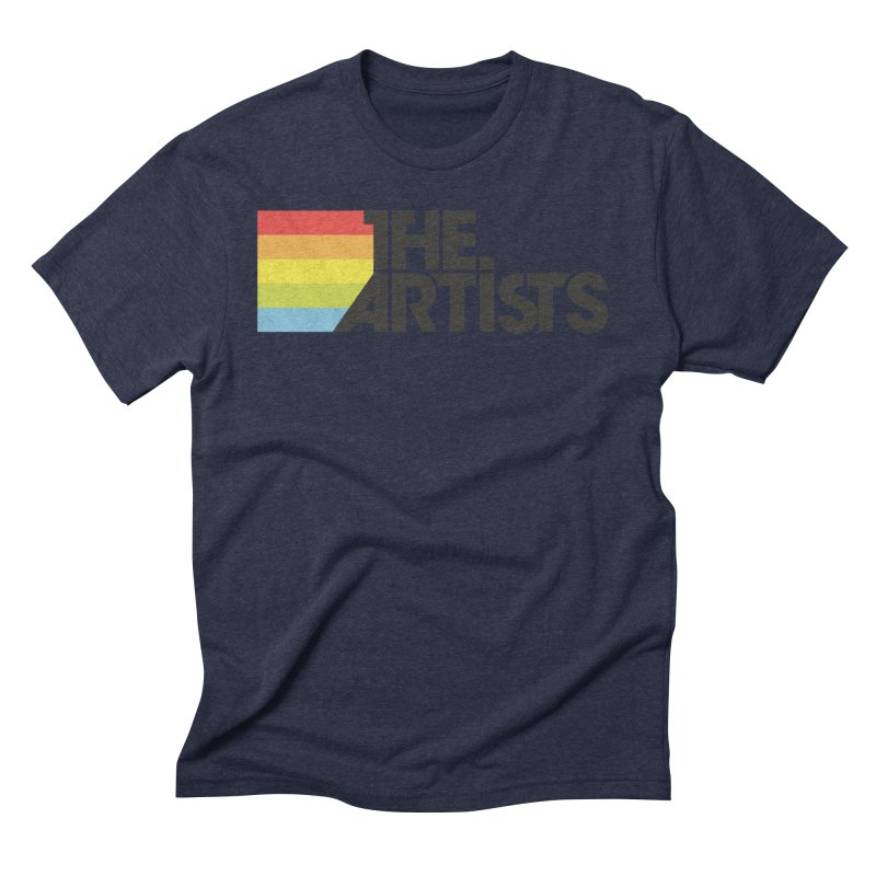 Artists Logo Active Men's Triblend T-Shirt by The Artists