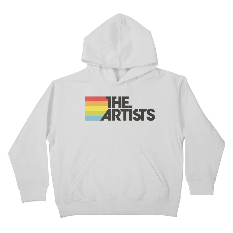 Artists Logo Active Kids Pullover Hoody by The Artists