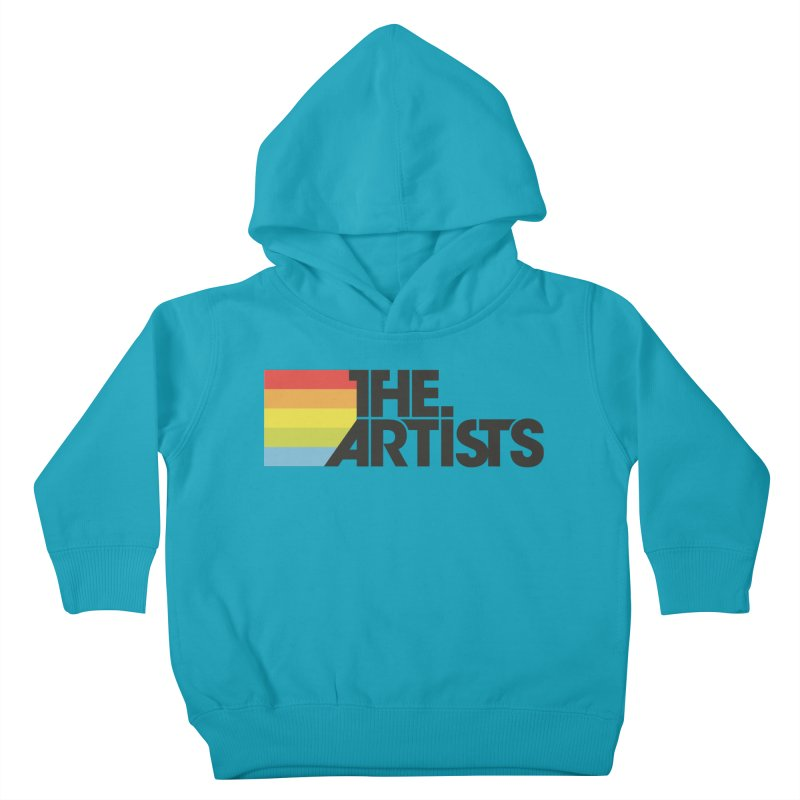 Artists Logo Active Kids Toddler Pullover Hoody by The Artists