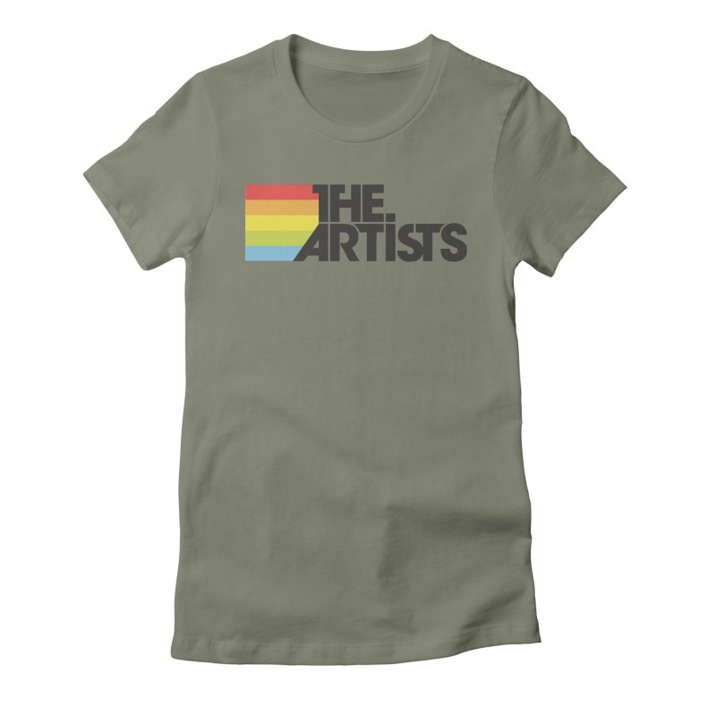 Artists Logo Active Women's T-Shirt by The Artists